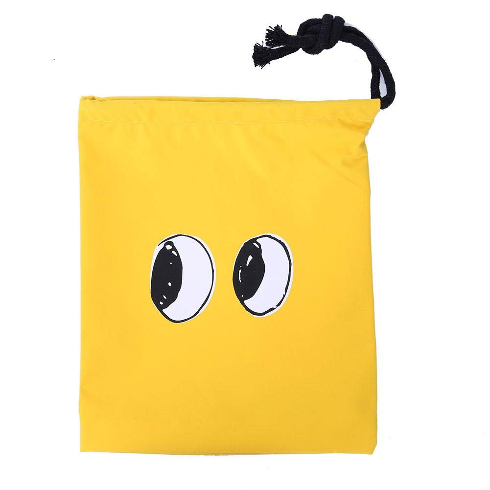 WYANG Impermeabile per Mantello Impermeabile di Moda per Bambini Unisex in Stile Fumetto S
