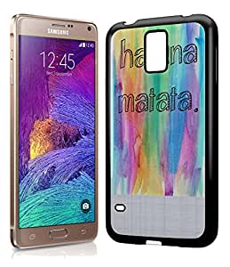 Retro Vintage Hakuna Matata Infinite of Love Phone Case Cover Designs for Samsung Galaxy Note 4