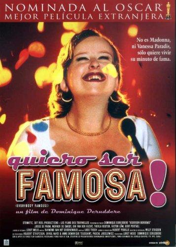 Everybody's Famous Movie Poster (27 x 40 Inches - 69cm x 102cm) (2000) Spanish -(Josse de Pauw)(Eva van der Gucht)(Werener de Smedt)(Thelka Rueten)