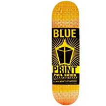 Blueprint Skateboards Pachinko Shier Deck (8.5-Inch)