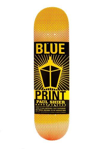 不均一ロデオサイレントBlueprint Skateboards Pachinko Shier Deck (8.5-Inch) by Blueprint Skateboards