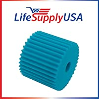 10 Pack Central Vacuum Foam Filter Replacement filter for Electrolux Centralux Blue by LifeSupplyUSA