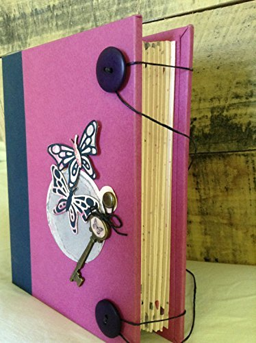 Accordion Style Motivational Quote Gift Book with Photo Pockets