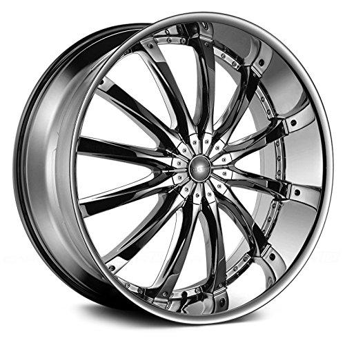 chrome 24 inch rims - 1