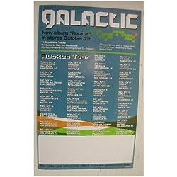 Galactic Tour Poster
