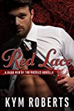 img - for Red Lace (The Hard Men of the Rockies Book 1) book / textbook / text book