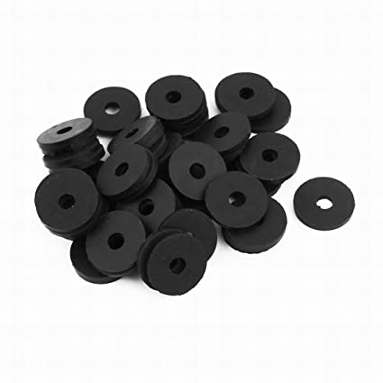 5 x 18 x 2mm O-Ring Hose Gasket Flat Rubber Washer Lot for Faucet Grommet 20pcs