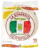 La Banderita Tortilla Soft Taco Flour, 16 oz