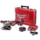 """Milwaukee 2780-22 M18 Fuel 4-1/2""""/5"""" Pad, Kit"""