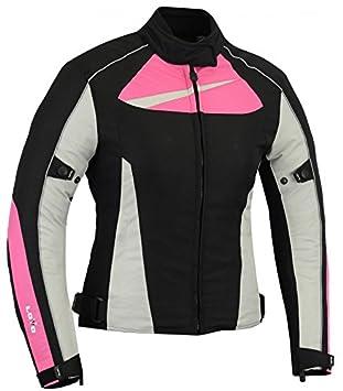 LOVO chaqueta de invierno de mujer para moto (XXL)