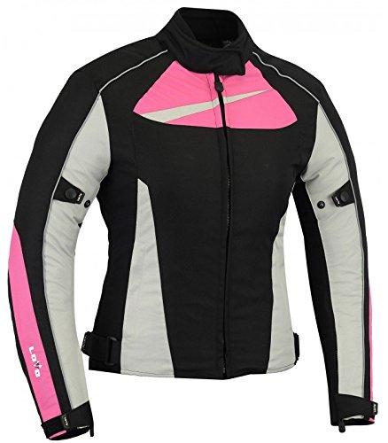 LOVO chaqueta de invierno de mujer para moto (XL)