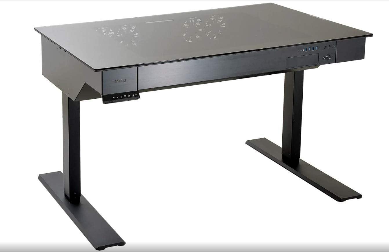 Lian-Li dk-04 X Negro, Metálico Escritorio para Computer: Amazon ...