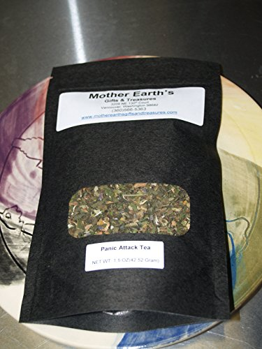 Herbal Medicinal Loose Leaf Tea- Panic Attack Tea