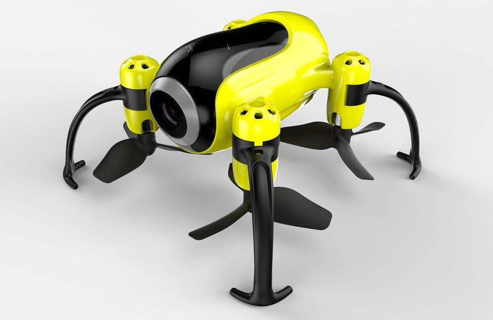 UDIRC A-U36W-Y UDI U36W Piglet Rtf - Mini dron de cámara WiFi ...