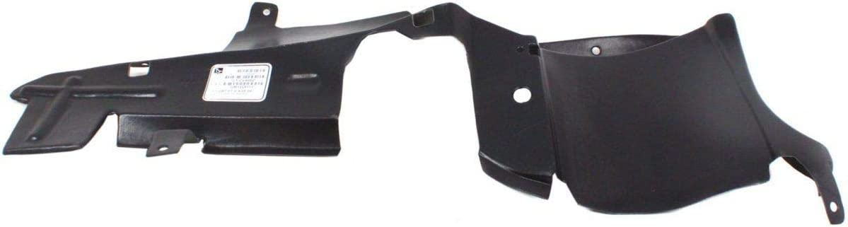 New Right Side Engine Splash Shield For 2005-2010 Chevrolet Cobalt Under Cover GM1228111 25859809