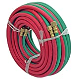 Valley Oxy/acet,hose, Grade R, Twin Welding 1/4-inch By 50-feet