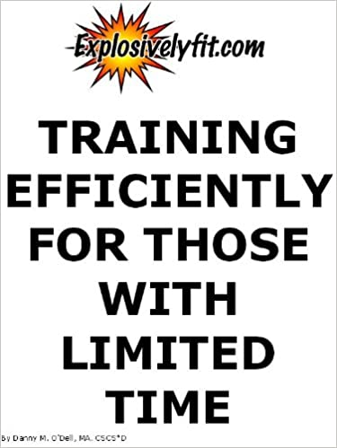 Training Efficiently For Those With Limited Time