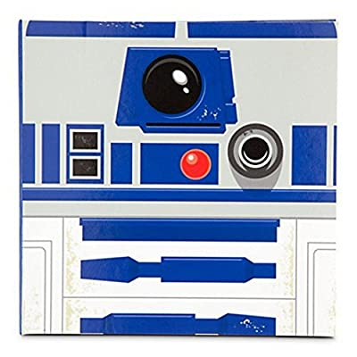 R2-D2 Star Wars Journal with Calculator: Office Products