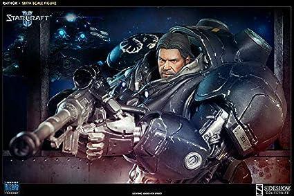 Sideshow - Starcraft 2 - Jim Raynor: Amazon.es: Juguetes y juegos