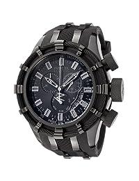 Invicta Men's 6940 Reserve Collection Bolt Chronograph Black Polyurethane Watch
