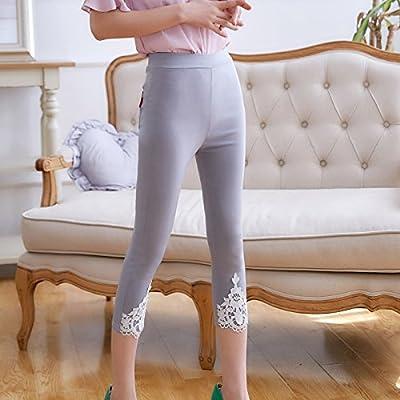 GaoXiao sept paires de jeans slim pantalon et slip,l la soude légère
