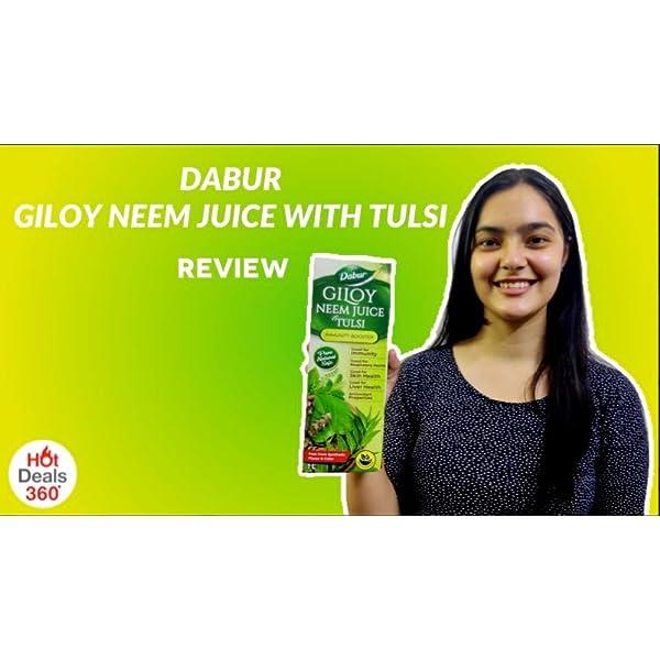 Best DABUR Giloy Juice with Tulsi