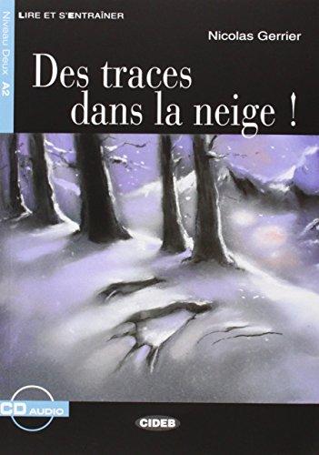 Traces Dans La Neige+cd (Lire Et S
