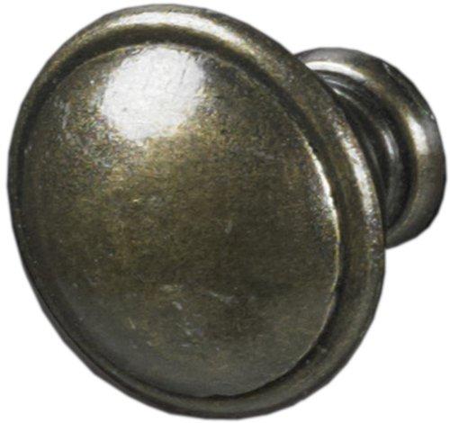 Palace Imports Antique Brass Metal Knob