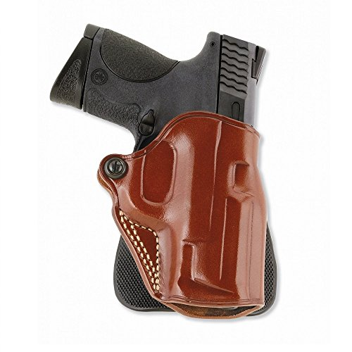 Galco Speed Paddle Holster for 1911 5-Inch Colt, Kimber, Para, Springfield (Tan, Right-hand)