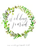 Wedding journal: Our wedding keepsake
