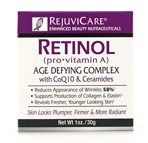 Rejuvicare Retinol Pro Vitamin A Age Defying Complex, 1 Ounce