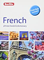 Berlitz Phrase Book & Dictionary French (Bilingual dictionary) (Berlitz Phrasebooks)