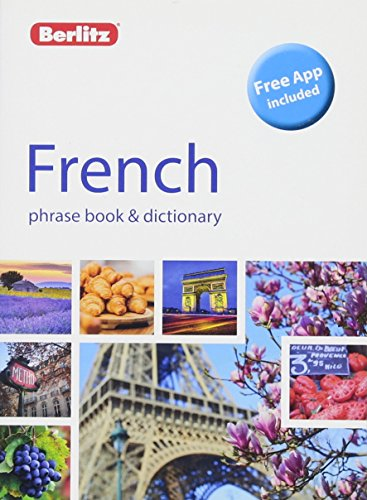 Berlitz Phrase Book & Dictionary French (Bilingual dictionary) (Berlitz Phrasebooks)...