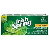 Irish Spring Original Deodorant Bar Soap, 6x90g