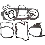 X-PRO Complete Gasket Set for GY6 150cc Moped, Scooters, ATVs, Go