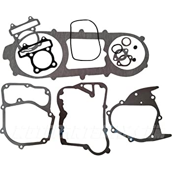 Amazon Com Complete Rebuild Gasket Kit For 150cc Gy6 Engine Top End