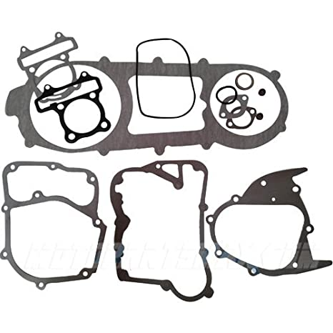 amazon plete gasket set for gy6 150cc moped scooters atvs go Best Off-Road Go Karts amazon plete gasket set for gy6 150cc moped scooters atvs go karts quad 4 wheeler dune buggy sandrail roketa taotao jonway automotive