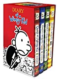 Diary of a Wimpy Kid, Books 1-4: Diary of a Wimpy Kid, Rodrick Rules, The Last Straw, and Dog Days