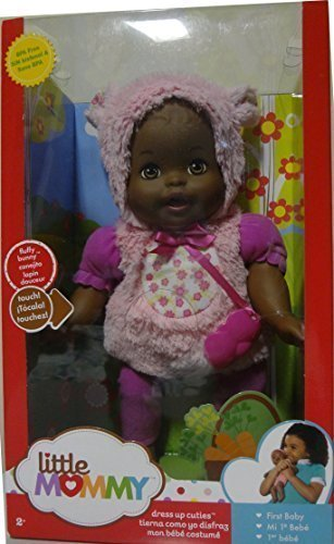 (Little Mommy Dress up Doll 2+)