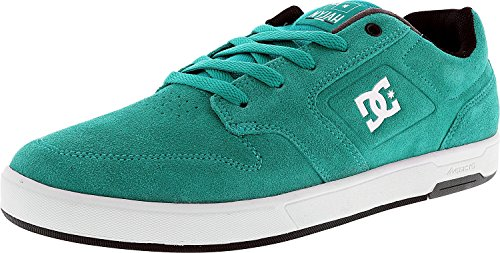 DC Skateboarding Nyjah S Skate Shoe - Mens Turquoise xkSD0jK