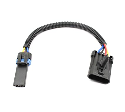 amazon com: goodeal ignition distributor wire harness for optispark lt1  5 7l v8 chevy buick pontiac: automotive
