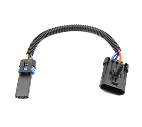 Amazon Goodeal Ignition Distributor Wire Harness For Optispark. Goodeal Ignition Distributor Wire Harness For Optispark Lt1 57l V8 Chevy Buick Pontiac. Wiring. Engine Wiring For A 1995 Camaro Z28 5 7 At Scoala.co