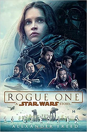Star Wars - Rogue One - Freed Alexander