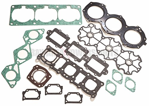 Yamaha 1200 PWC Top End Rebuild Gasket Kit GP SUV XLT XL 1200 AR210 LS LX 2000