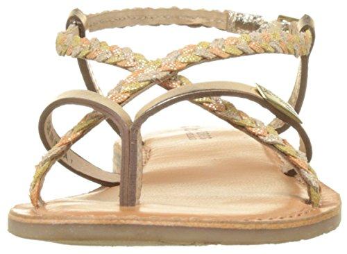 Multi Fionda Les Belarbi Belarbi Monatres Sandals Par Indietro D'oro Donne Gold Women's Sandali Monatres Tropeziennes 657 Delle Tropéziennes multi o M 657 or Par Back M Sling Les FFx1rqR