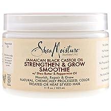 Shea Moisture Jamaican Black Castor Oil Strengthen & Restore Smoothie (12oz)