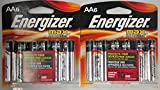 Energizer Max AA Batteries 12 Pack (2 x 6 Pack)