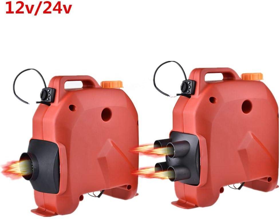 Yunhigh-es 5 kW Nuevo Diesel Calentador 12v, Aire Diesel calefacción del Coche Calefactor de estacionamiento para autocaravanas Barco del Carro del Coche Autocaravana Touring Caravana Camping Car