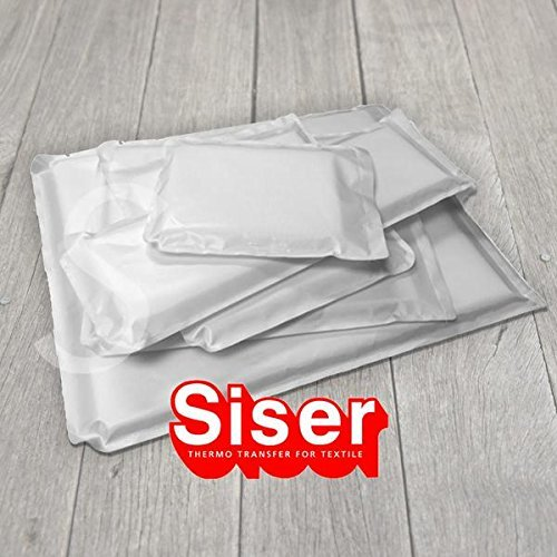Siser Hand Made Heat Press Pillow by Siser America - 12 Inch x 14 Inch by Siser