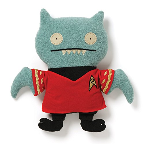 (Uglydoll Star Trek Ice-Bat Scotty Plush)